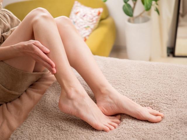 家でできる足痩せ法