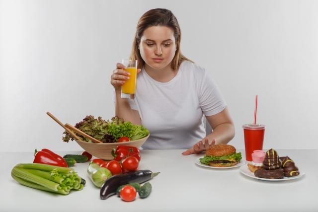 カロリーを減らしてるのに痩せない理由