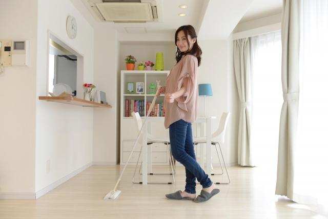 部屋が汚いと太る!掃除とダイエットの意外な関係