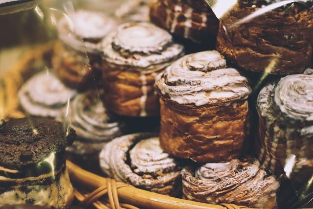 菓子パン中毒