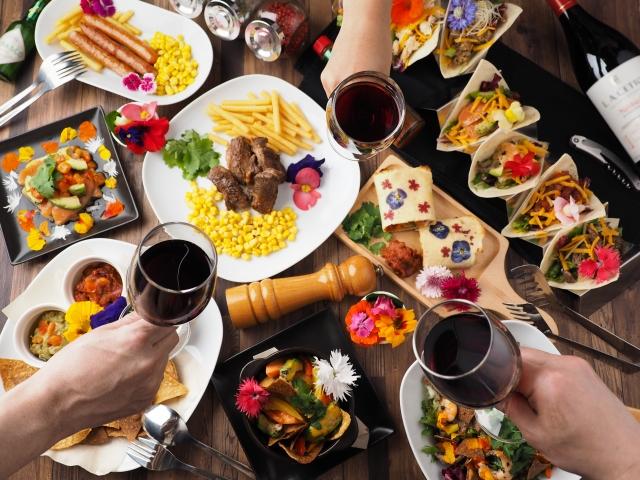 ダイエット中の暴飲暴食