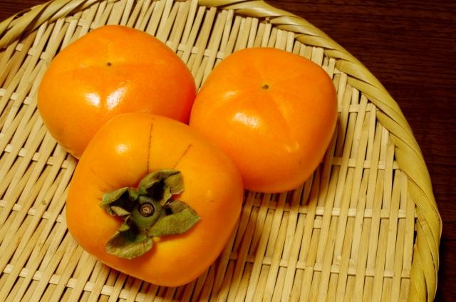 秋のフルーツ