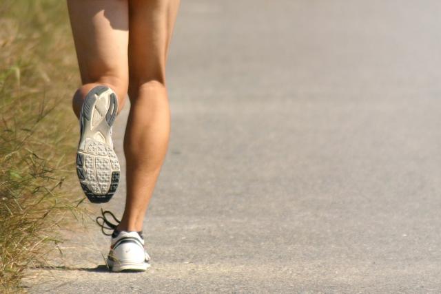 筋肉質の太い足を細くするには?