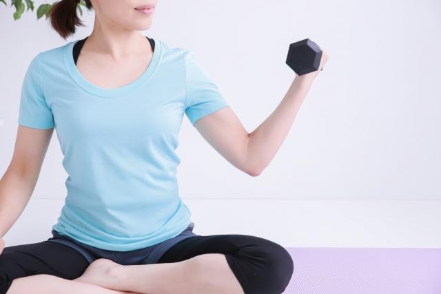 褐色脂肪細胞(BAT)を増やして痩せるには運動(筋トレ)すべし!