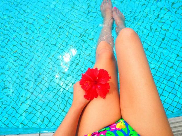 水泳は瘦せる