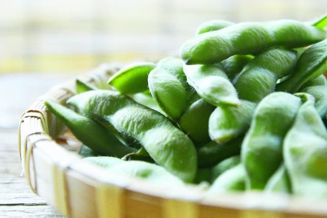 枝豆はダイエット中のおやつにぴったり