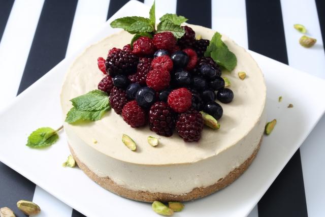 太らないケーキ