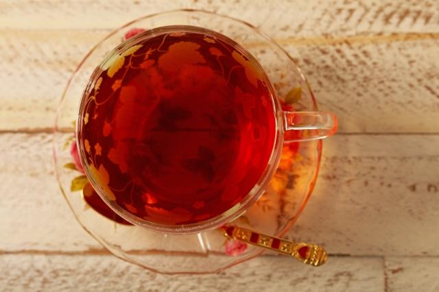 お茶のダイエット効果