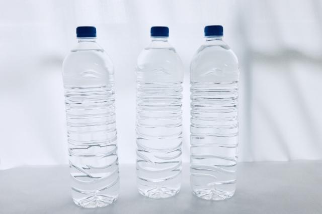 水を飲むと体重が増える